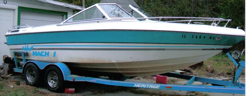 1985 celebrity boats sale