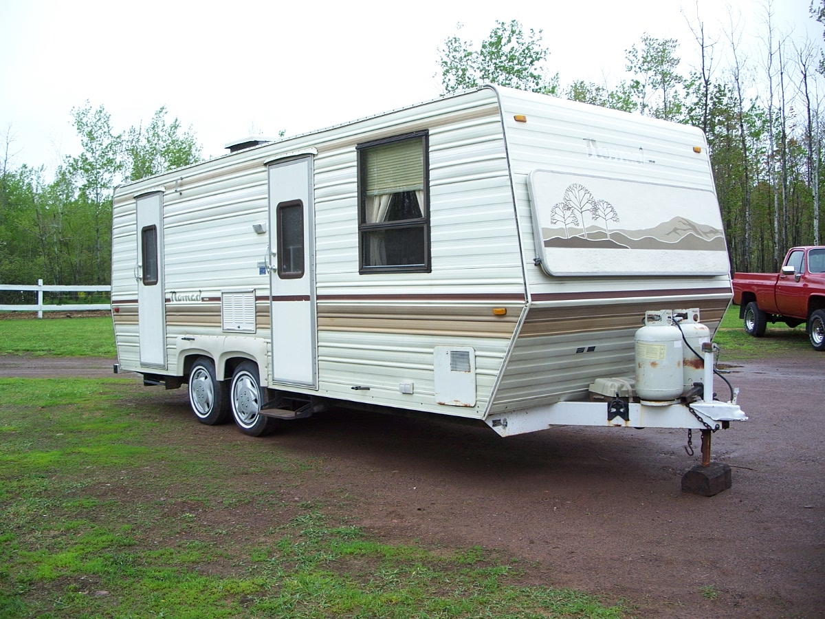 Motorhomes For Sale By Owner >> Nomad Camper